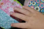 Мягкий мячик из ткани своими руками