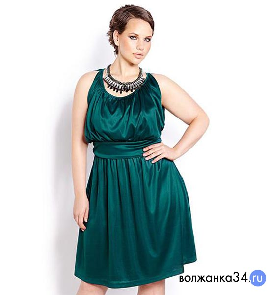 Вариант 1 праздничного платья