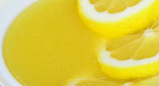 Лимонный скраб с сахаром для лица и тела