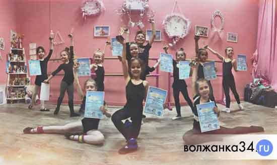 baby ballet в Волжском